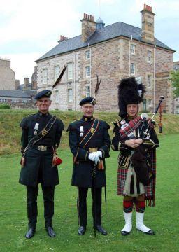 Royal Company of Archers, Archers Hall.